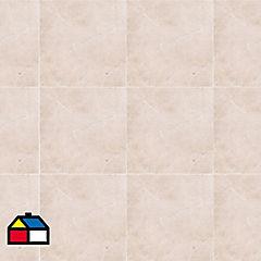 Porcelanato 60x60 cm Calabria beige 1.44 m2