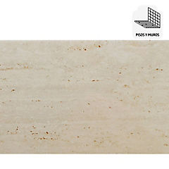 Porcelanato 30x60 cm Travertino arena 1,44 m2