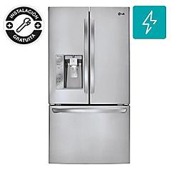 Refrigerador side by side 691 litros silver