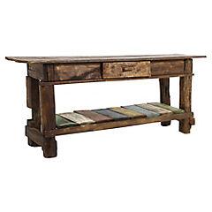 Mesa madera 90x200x50 cm