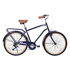 Bicicleta City Conmuter Azul