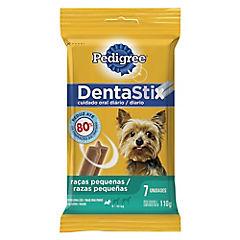 Dentastix snack cuidado oral para perro raza pequeña, 7 unidades