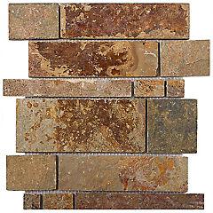 Malla mosaico 32x28 cm