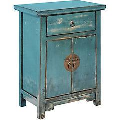 Mueble cabinet pequeño 2 puertas 1 cajon