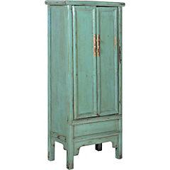 Mueble cabinet 2 puertas 60x35x140 cm