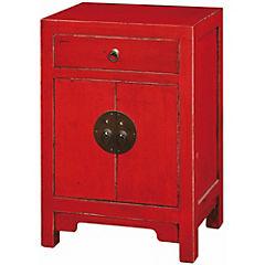 Mueble cabinet 2 puertas 1 cajón