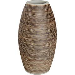 Florero Capri 24 cm cerámica