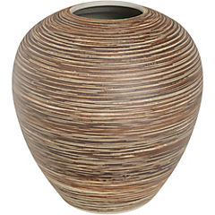 Florero Capri 16 cm cerámica