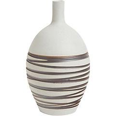 Botella Sahara 19 cm cerámica