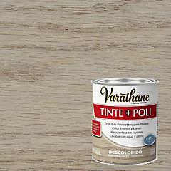 Varathane tinte + poliuretano base agua descolorido 0,9l