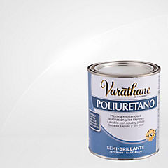 Varathane poliuretano interior base agua semi brillo 0,9 l
