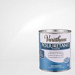 Varathane poliuretano interior base agua satinado 0,9 l