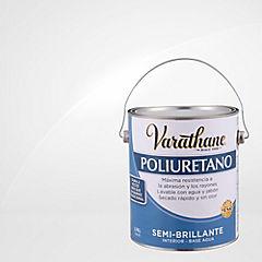 Varathane poliuretano interior base agua semi brillo 3,8 l