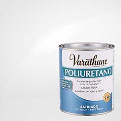 Varathane poliuretano ex base agua satinado 0,9 l