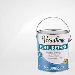 Varathane poliuretano ex base agua semi brillo 3,8 l