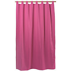 Cortina Sunout rosa 140x230 cm