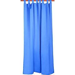 Cortina Sunout azul 140x230 cm