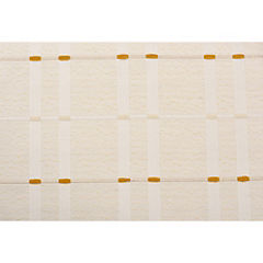 Cortina Stripes oro 140x230 cm