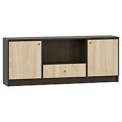 Rack de TV 60x150x29 cm oak