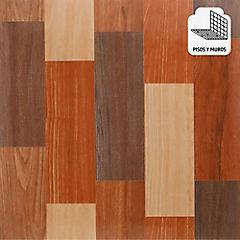 Cerámica 60x60 cm Parqueton mix 1,44 m2