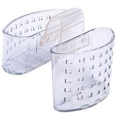 Organizador doble para secaplatos