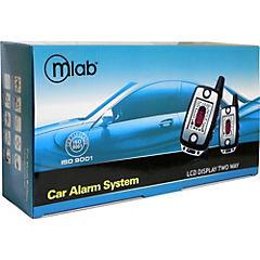 Alarma con beeper para automóvil