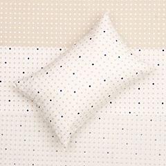 Juego de sábanas 180 hilos 1,5 plazas gris