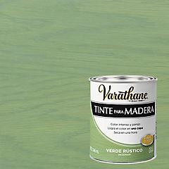 Tinte para madera 0,946 l Verde rústico