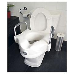 Asiento alzador para WC