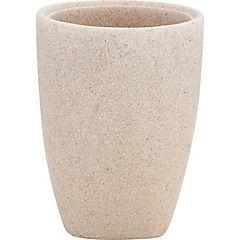 Vaso Piedra beige