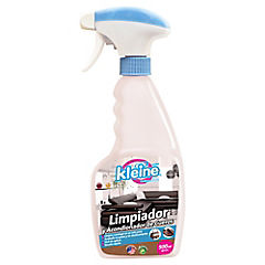 Limpiador y acondicionador en spray para cuero 500 ml
