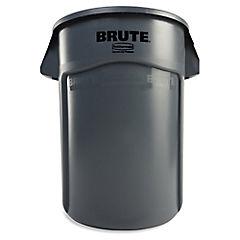 basurero 32 galones - 121 l tapa negro