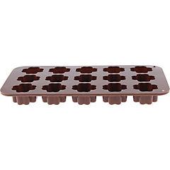 Molde de silicona para chocolate Flores