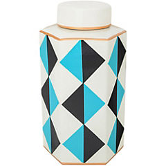 Jarro 25,5x14,5x13 cm cerámica