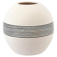 Florero Kay 19 cm cerámica