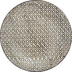 Plato cerámica Boca negra 38 cm