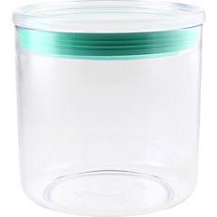 Especiero 1.000 ml transparente y verde