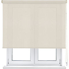 Cortina enrollable poliéster 150x250 cm beige