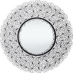 Espejo Redondo metal 77 cm