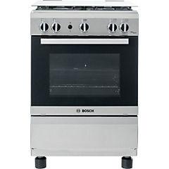 Cocina acero inoxidable 4 platos PRO425