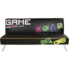 Futón Gamer 180X80x78 cm
