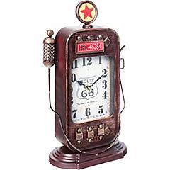 Reloj de mesa 35 cm negro