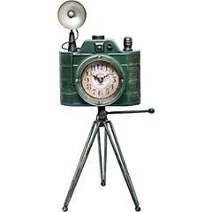 Reloj de mesa 53 cm verde