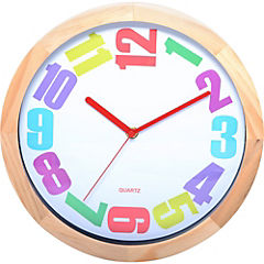 Reloj mural 28 cm