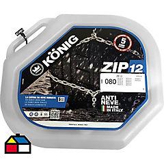 Cadena para nieve Zip Pass 12 080