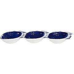 Fuente 3 Peces azules