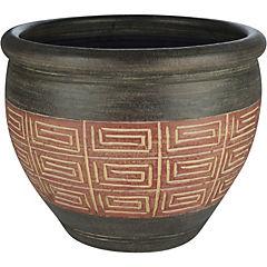 Macetero de cerámica 38x30 cm