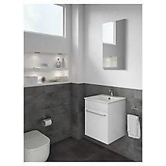 Combo mueble + vanitorio + espejo Blanco