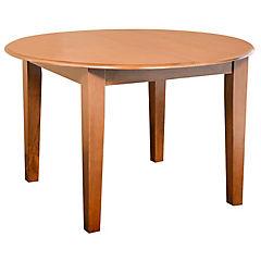 Mesa de comedor 74x120x140 cm caramelo