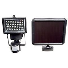 Reflector solar LED 5 W con sensor de movimiento